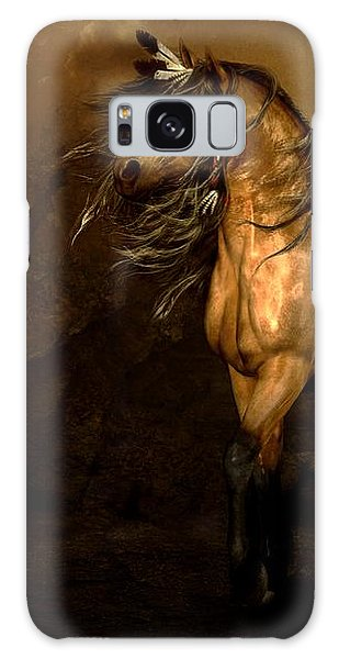 Shikoba Choctaw Horse Galaxy Case