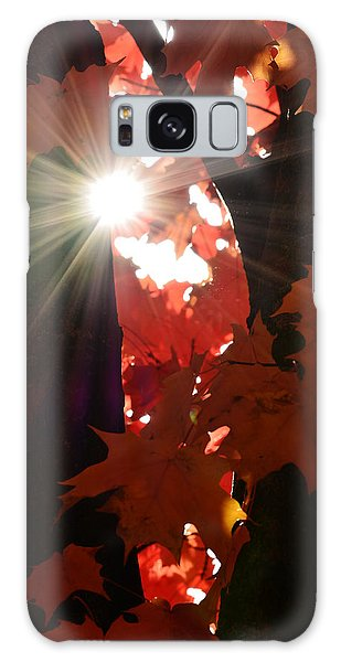 Shine On Galaxy Case