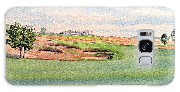 Shinnecock Hills Golf Course Galaxy Case