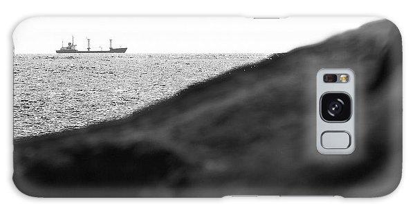 Ship On The Horizon. Galaxy Case