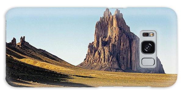 Shiprock 3 - North West New Mexico Galaxy Case by Brian Harig