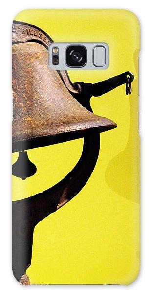 Co Galaxy S8 Case - Ship's Bell by Rebecca Sherman