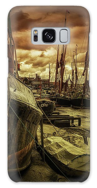 Ships From Essex Maldon Estuary Galaxy Case