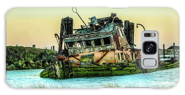 Shipwreck - Mary D. Hume Galaxy Case