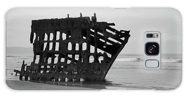 Peter Iredale Galaxy Case - Shipwreck On The Shore by Art Spectrum