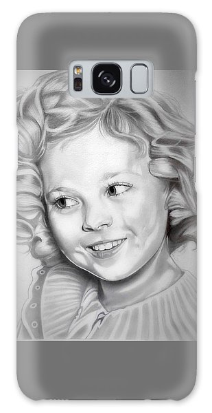 Shirley Temple Galaxy Case