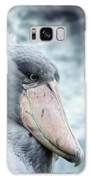 Stork Galaxy S8 Case - Shoebill by Wim Lanclus