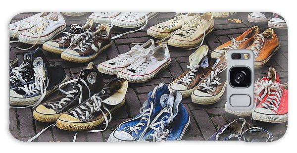 Shoes At A Flea Market Galaxy Case