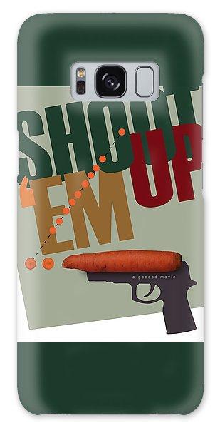 Shoot 'em Up Movie Poster Galaxy Case