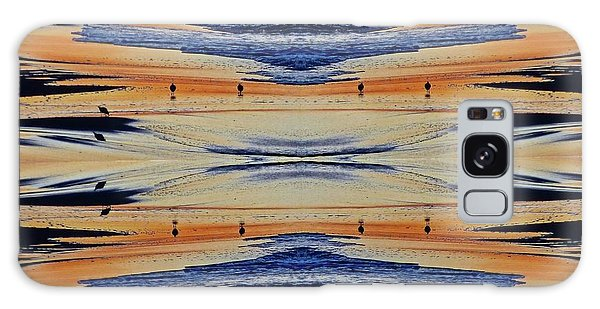 Shore Lines Galaxy Case