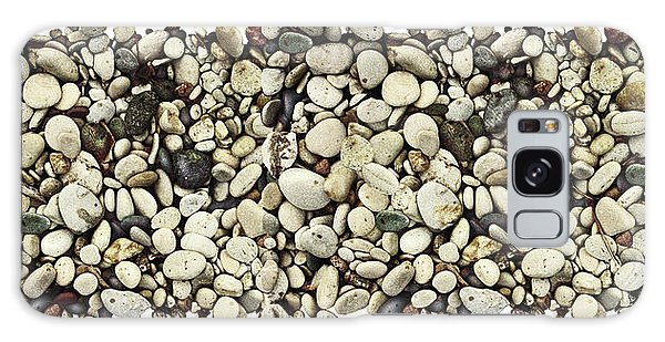 Lake Michigan Galaxy S8 Case - Shore Stones 3 by JQ Licensing