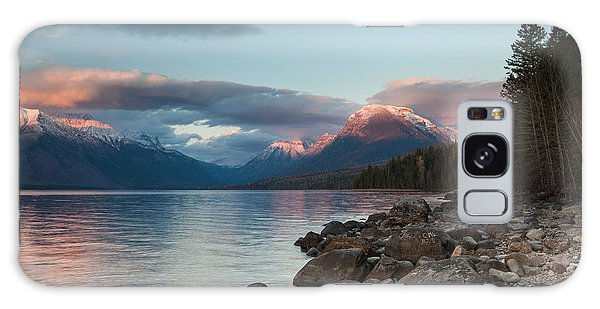 Galaxy Case featuring the photograph Shoreline by Fran Riley