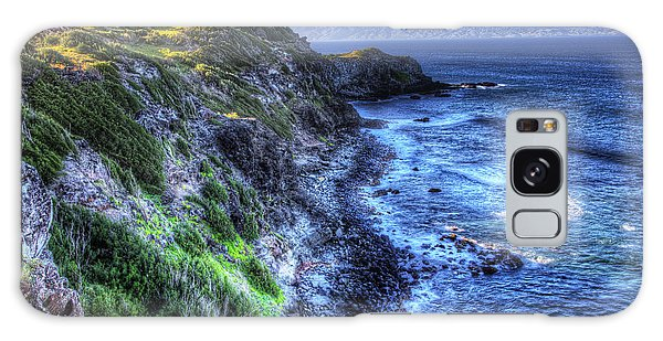 Shores Of Maui Galaxy Case by Shawn Everhart