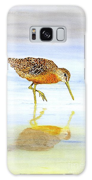 Short-billed Dowitcher Galaxy Case