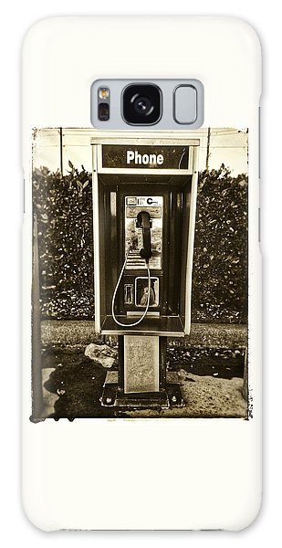 Short Stack Pay Phone Galaxy Case
