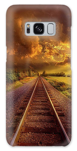 Short Stories To Tell Galaxy Case