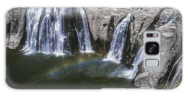 Shoshone Falls Idaho Galaxy Case