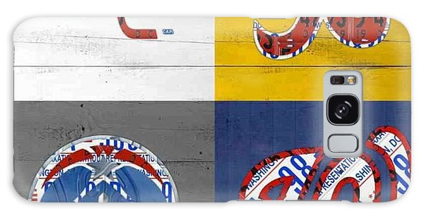 Sports Galaxy Case - Shout To #washingtondc #capitals by Design Turnpike