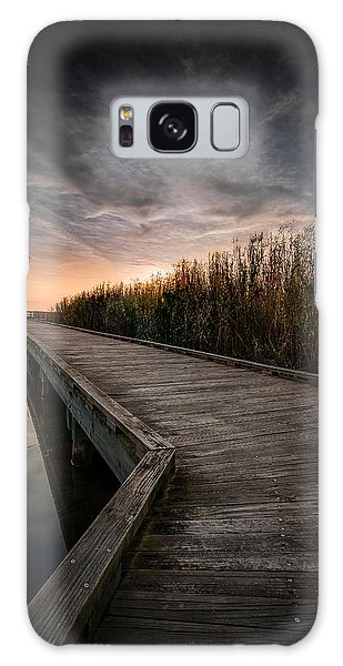 Shoveler Boardwalk Galaxy Case