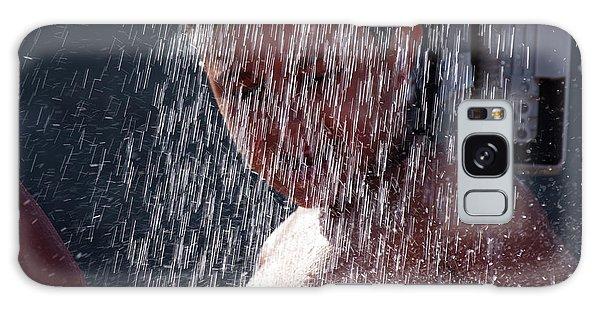 Shower Galaxy Case
