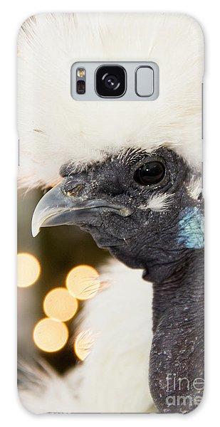 Showgirl A.k.a. Naked Neck Silkies Galaxy Case