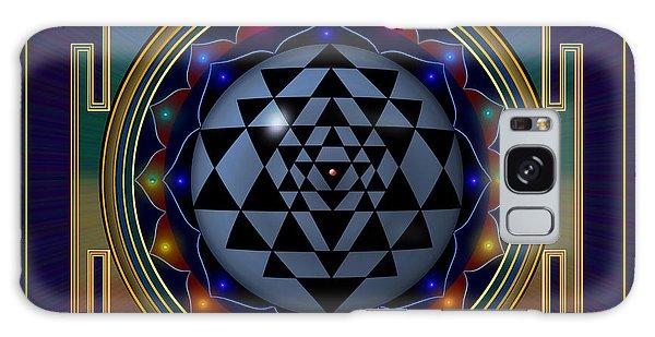 Shri Yantra Galaxy Case