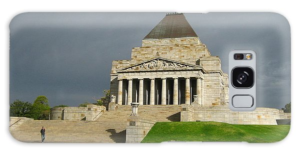 Shrine Of Remembrance Galaxy Case
