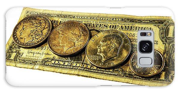Shrinking Dollars Galaxy Case
