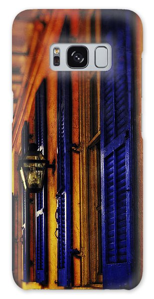 Shutters And Lamps Galaxy Case