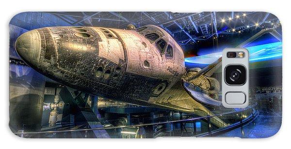 Shuttle Atlantis Galaxy Case