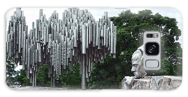 Sibelius Monument Galaxy Case