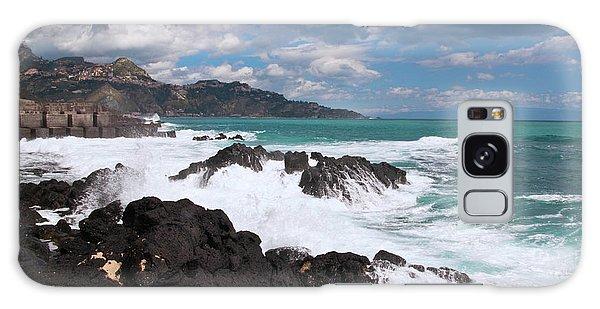 Sicilian Stormy Sound Galaxy Case