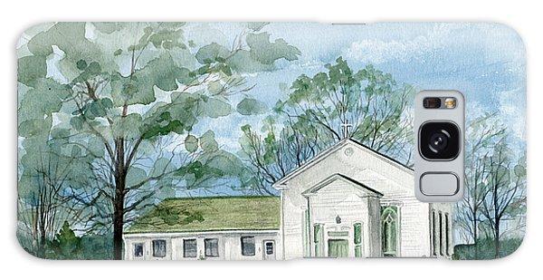 Sicklerville 1859 Church  Galaxy Case