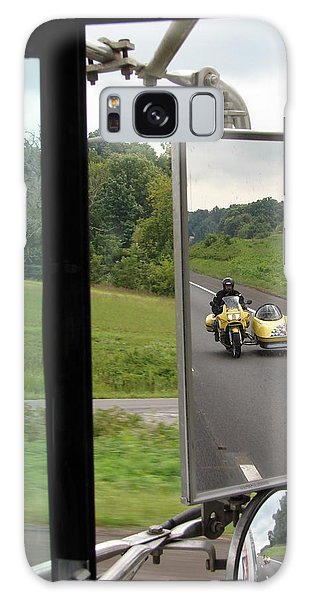 Side Car Framed Galaxy Case