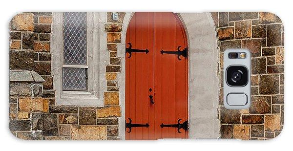Side Door Galaxy Case