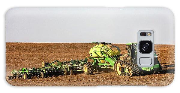 John Deere Galaxy Case - Side Hill Seeding by Todd Klassy