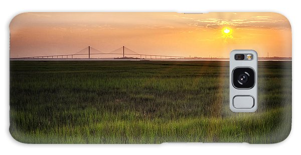 Sidney Lanier At Sunset Galaxy Case