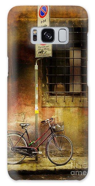 Siena Bicycle Galaxy Case by Craig J Satterlee