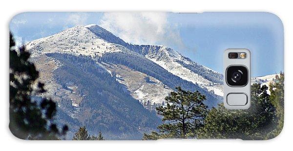 Sierra Blanca Clouds 4 Galaxy Case