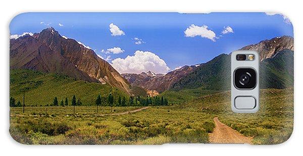 Sierra Mountains - Mammoth Lakes, California Galaxy Case