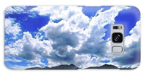 Sierra Nevada Cloudscape Galaxy Case by Matt Harang