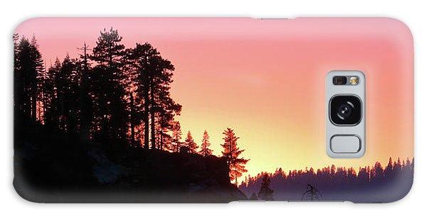 Sierra Nevada Dusk Galaxy Case