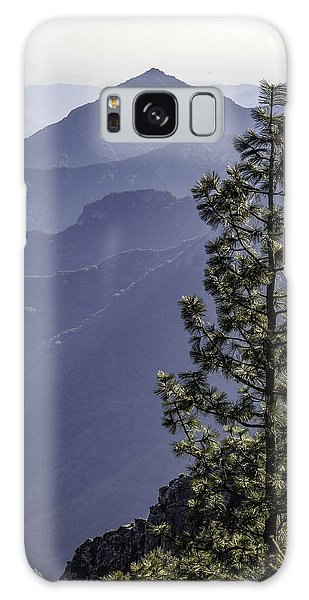 Galaxy Case featuring the photograph Sierra Nevada Foothills by Steven Sparks