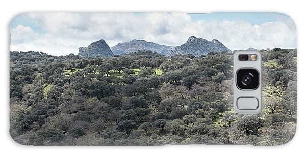 Sierra Ronda, Andalucia Spain Galaxy Case