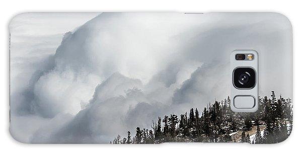 Sierra Stormclouds Galaxy Case