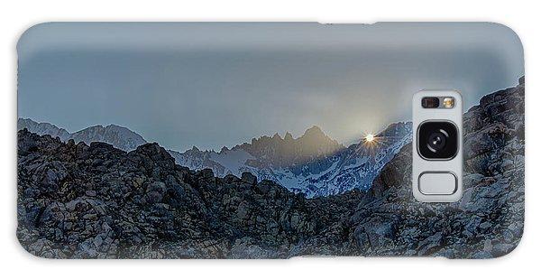 Sierra Sun Burst Galaxy Case