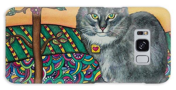 Sierra The Beloved Cat Galaxy Case