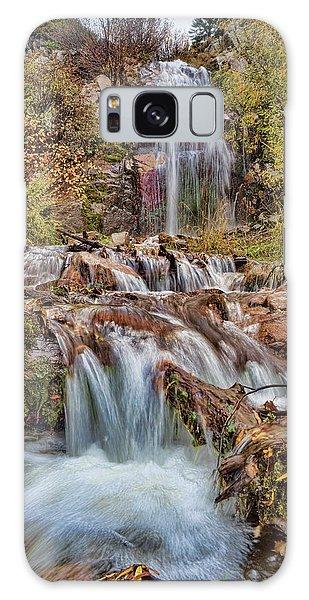 Sierra Waterfall Galaxy Case