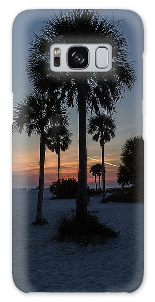 Siesta Beach Galaxy Case