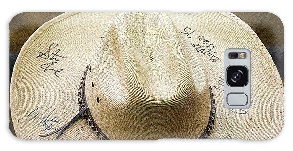 Signature Hat Galaxy Case